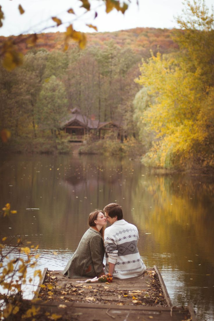 Autumn love story.