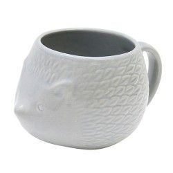 Grey Hedge Hog magical Cup - Only for Valentine's Day