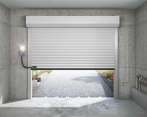 Comment Debloquer Une Porte De Garage Enroulable En 2020 Fenetre Double Vitrage Double Vitrage Porte Garage