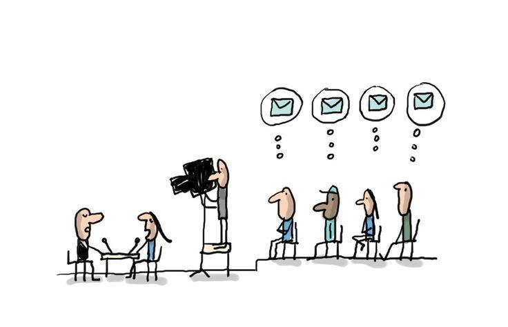 1jour1actu t'explique en vidéo comment se déroule un débat politique.