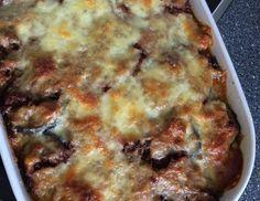 Vegetarisches Moussaka - Rezept - ichkoche.at