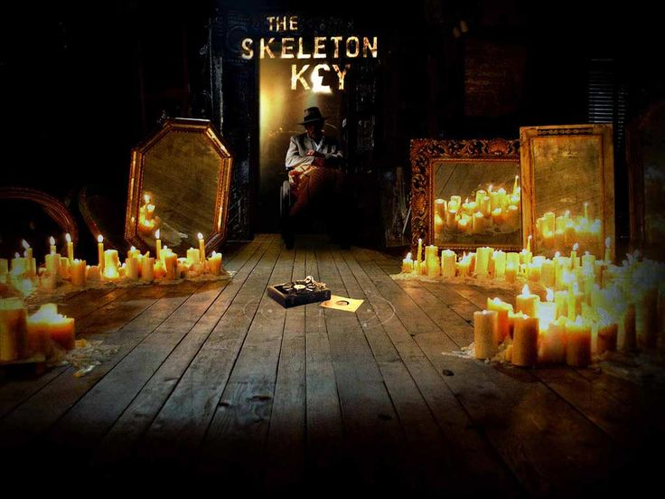 The Skeleton Key is a great thriller about Voodoo in the Deep South. The twist at the end is clever and mind-blowing.