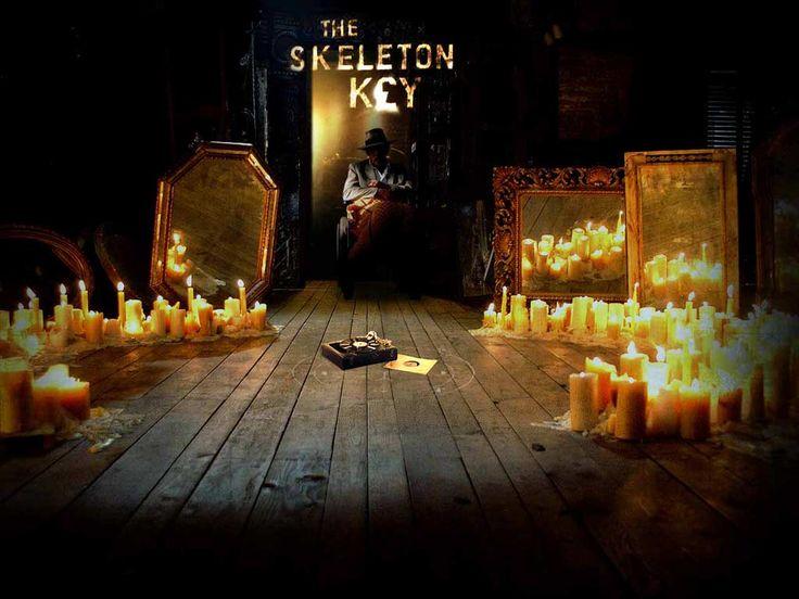 The Skeleton Key movie, and its voodoo atmosphere.