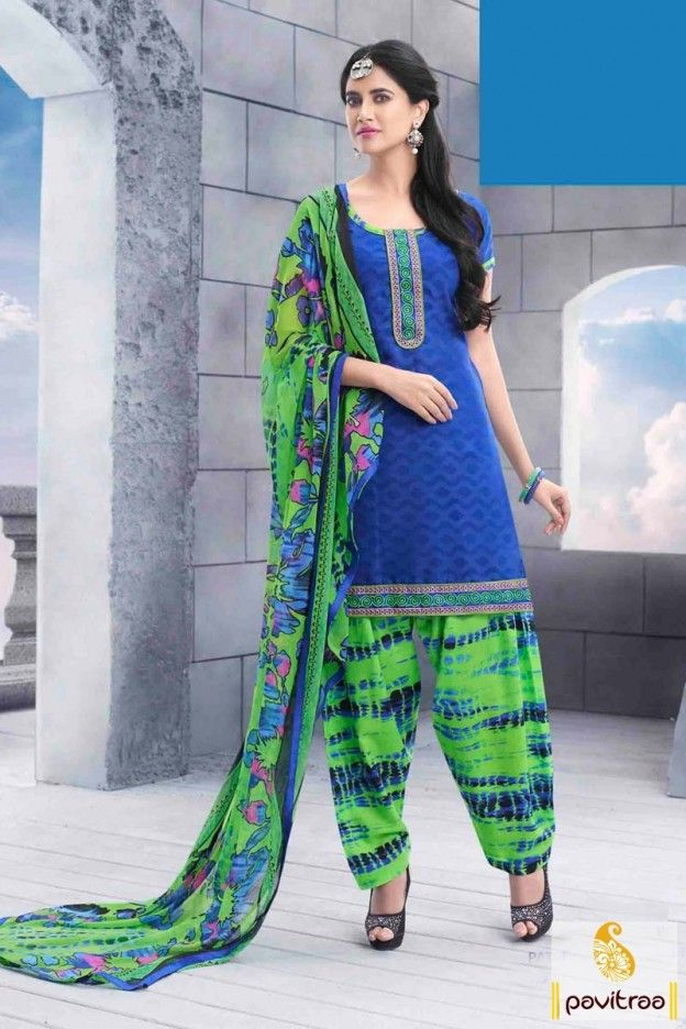 Vibrant and visually appealing #blue #multi chiffon printed patiala suit online with prices. This marvelous salwar suit available with cheapest prices at pavitraa fashion online shopping portal. #salwarsuit, #salwarkameez, #punjabistyle,  #patialasalwarsuit, #patialasalwarkameez,  #beautifulsalwarsuit, #casualsalwarsuit,  #formalsalwarsuit, #cheapdresses, #punjabisuit More Product: Any Query:		 Call Us:+91-7698234040  E-mail: info@pavitraa.in