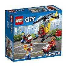 9,99 Ziegler-Korb. LEGO City - 60100 Flughafen Starter-Set