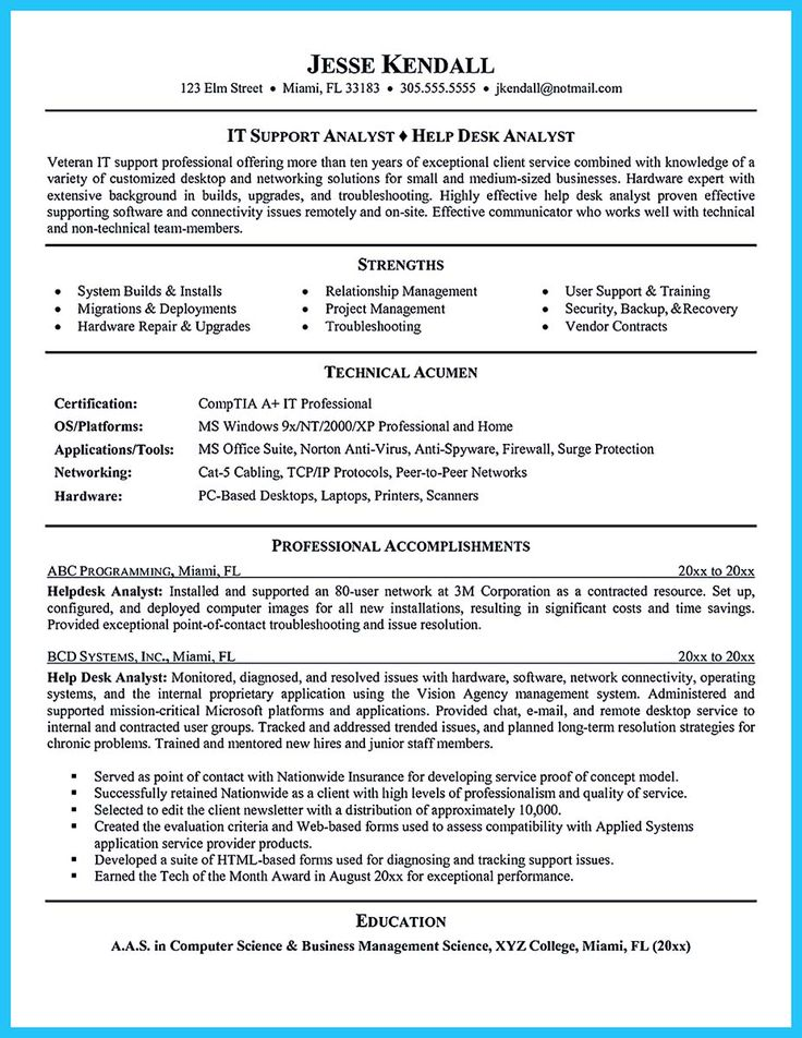 17 beste ideeën over Administrative Assistant Job Description op - help desk resume sample