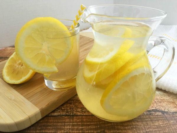 lemon water weight loss final
