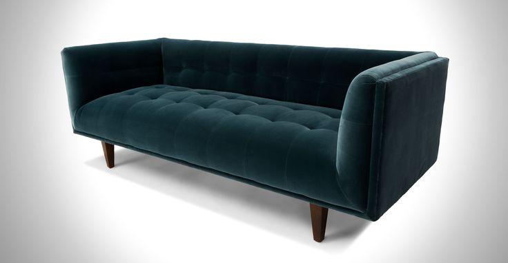 Cirrus Pacific Blue Sofa