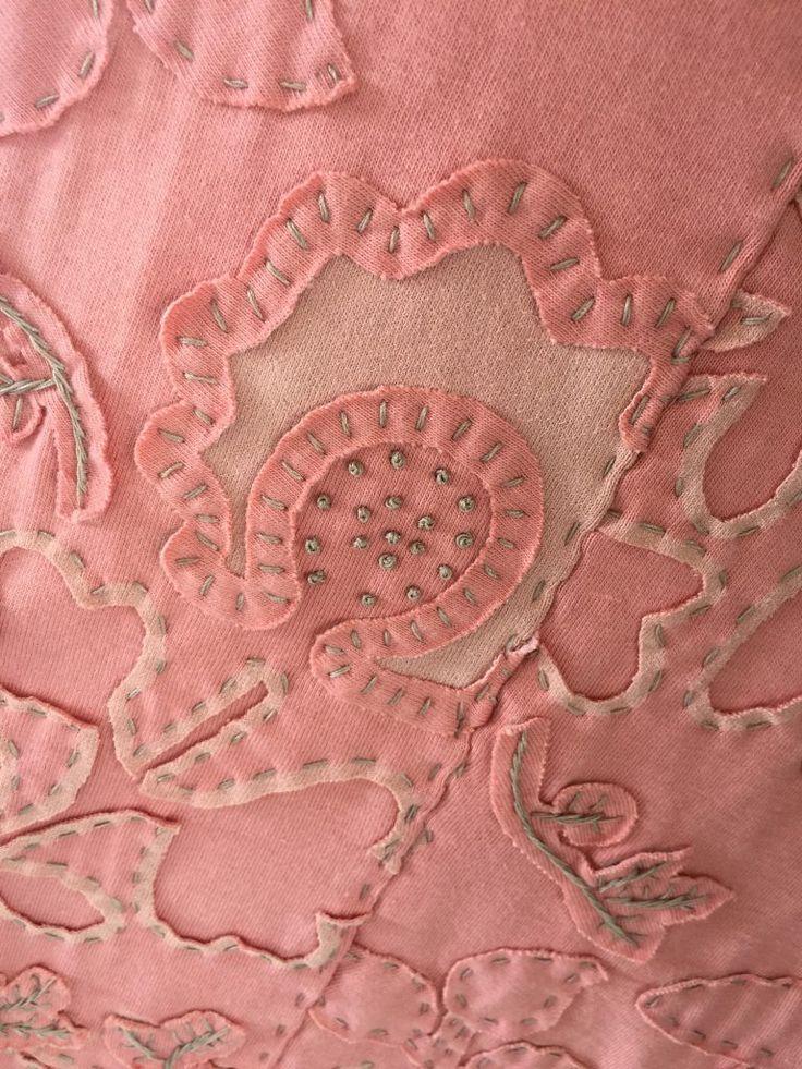 Salmon Texture close-up