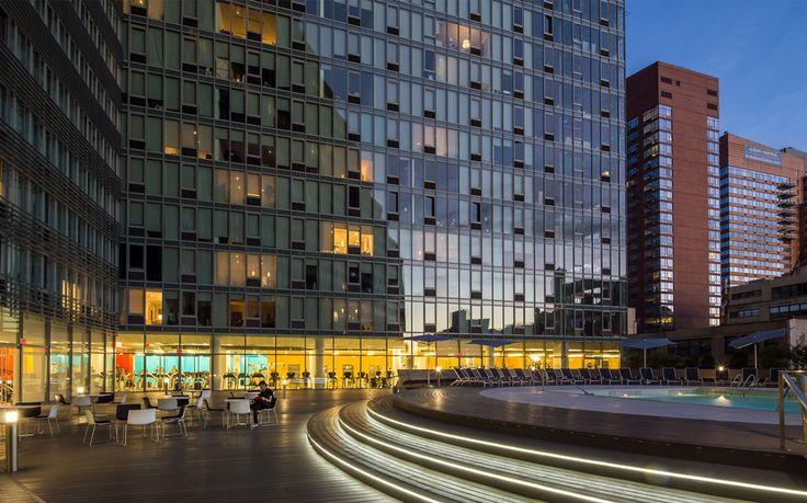 Luxury No-Fee Midtown Apartment Rentals - Mercedes House Floor Plans