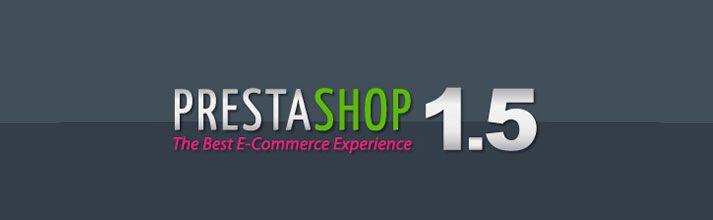 Diseño de una buena tienda con Prestashop 1.5