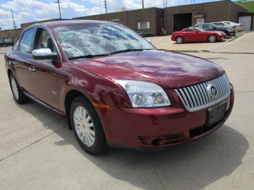 2008-Mercury-Sable-NO-RESERVE-AUCTION-LAST-HIGHEST-BIDDER-WINS-CAR