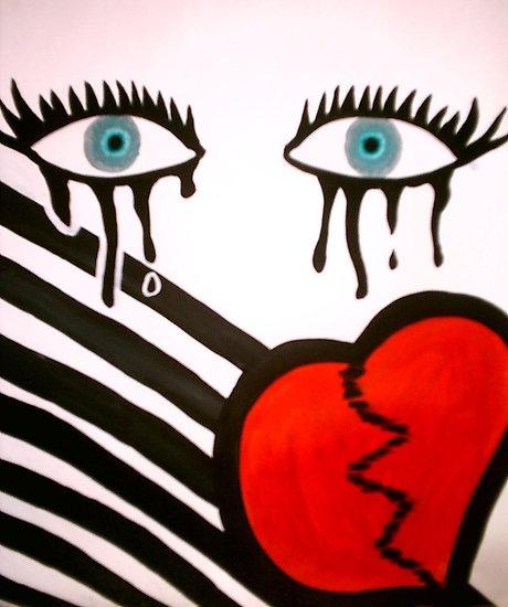 Sad Boy Alone Quotes: 25+ Best Ideas About Broken Heart Art On Pinterest