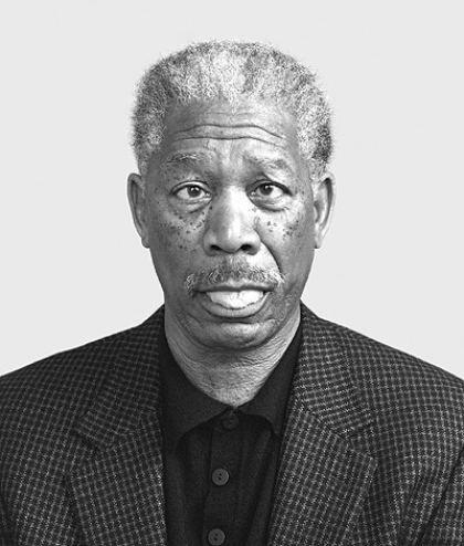 Morgan Freeman (born June 1, 1937)
