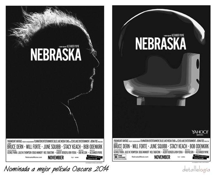 Nebraska-Peliculas nominadas al Oscar 2014 by LEGO
