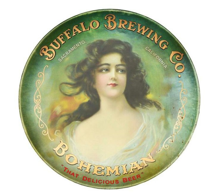 Buffalo Brewing Co. Bohemian Beer Charger.