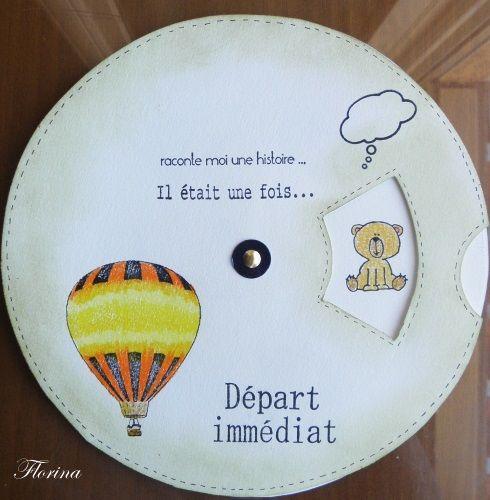 un tuto disque pour raconter une histoire avec les tampons, par Florina ! - A FOND DANS LES TAMPONS