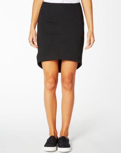 Short, Scoop Hem Skirt, Buy Online