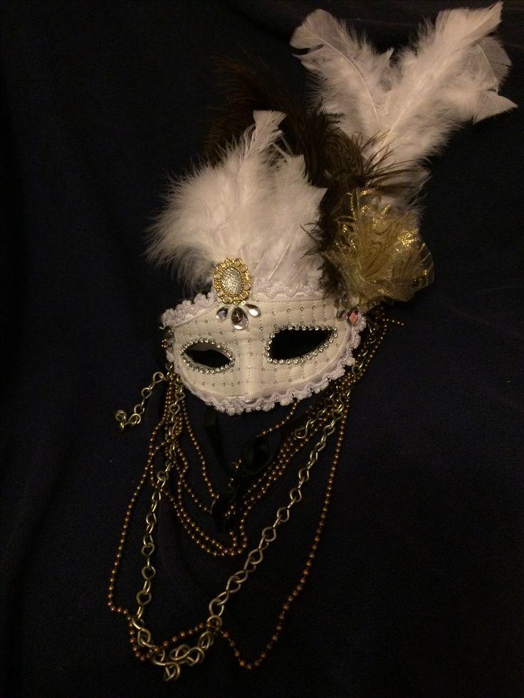 Masquerade mask@griffithcitylibrary