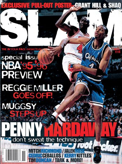 35 Classic Magazine Covers With Michael Jordan Rocking Nikes and Air Jordans - Page 18 of 35 - KicksOnFire.com