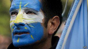 """Stanley Roy informa: """"Brasil, decime que se siente"""", el himno argentino..."""