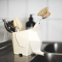 Elephant Jumbo 3-in-1 Cutlery Drainer