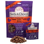 Stella & Chewy's Tummy Ticklin' Turkey Dinner Freeze-Dried Cat Food