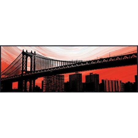 'Manhattan Bridge Aura'