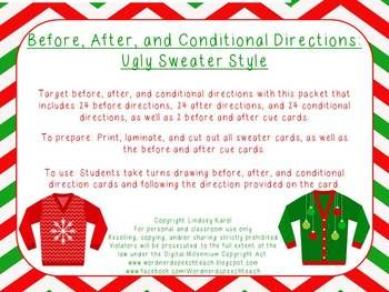 17 best images about speech language christmas on pinterest a well activities and language. Black Bedroom Furniture Sets. Home Design Ideas