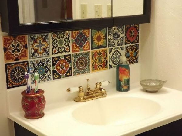 talavera tile kitchen backsplash 28 stunning new mexican decor ideas you can totally copy 5975