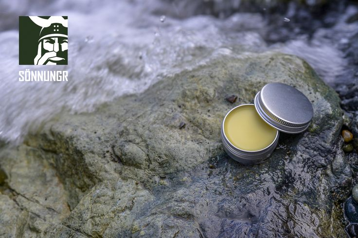 Varrarsmjör (Nordic Lip Balm): Traditional nordic ingredients. All naturally extracted without the use of chemicals. Handmade with natural seed oils, sheep wool oil, bees wax, honey, plant extracts, and naturally extracted essential oils.