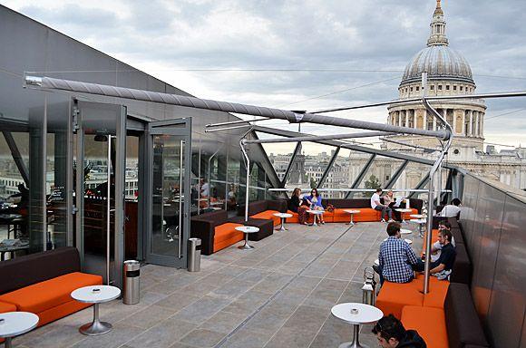 Madison Restaurant, London