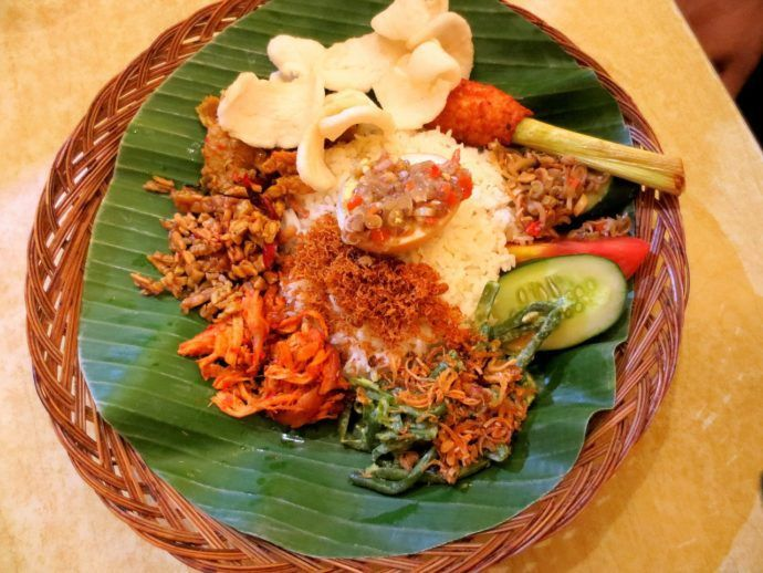 Fried Rice - Popular Indonesia dish