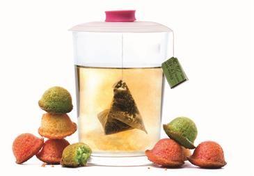 http://www.thekitchenette.fr/ustensiles-de-cuisine-m/Infuseurs--boules-à-thé/Couvercle-infuseur-à-thé-7702501--Silicone-Zone/4921 Couvercle infuseur à thé en silicone #SiliconeZone #thé #Couvercle #infusion