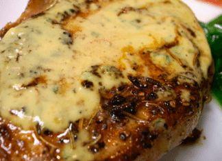 Chuletas de Ternera a la Mostaza, Recetas con Carne, Recetas Fáciles de Cocina #recetas #recetasgratis #recetasfaciles #recetasdecocina