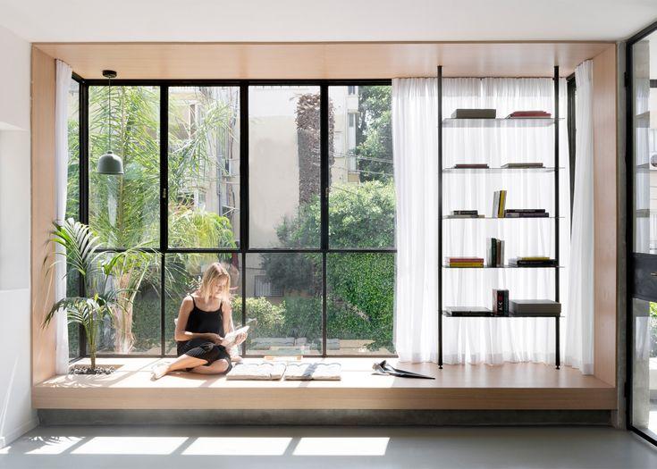 Apartment Renovation in Tel Aviv by Maayan Zusman and Amir Navon