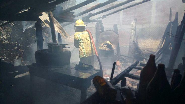 De acuerdo con la ABEM, los hechos se registraron la tarde de este jueves en la colonia Santa María, donde se registran daños materiales, pero por fortuna no hay lesionados ...