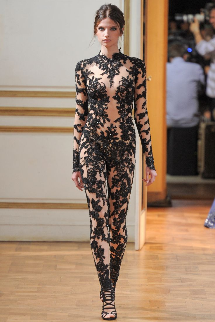 Zuhair Murad Fall 2013 Couture Collection
