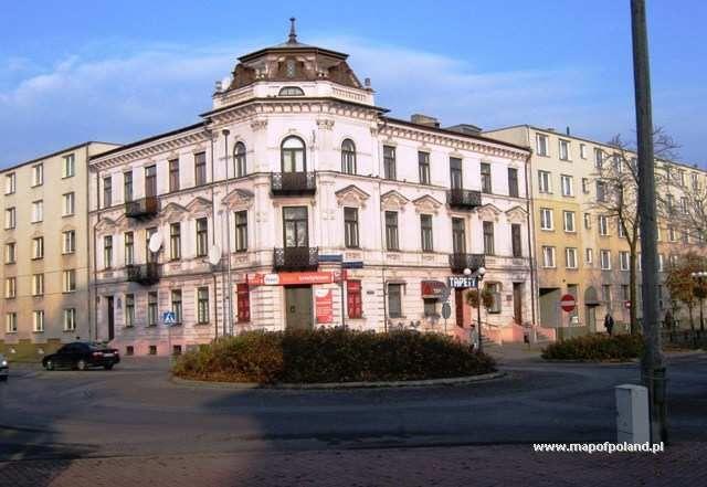 Kamienica na rogu ul. 3 Maja i Jana Kilińskiego - Siedlce