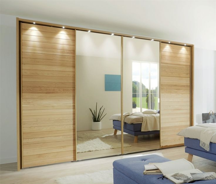 Lovely Wiemann Biscaya Sliding Door Wardrobes Without Cornice