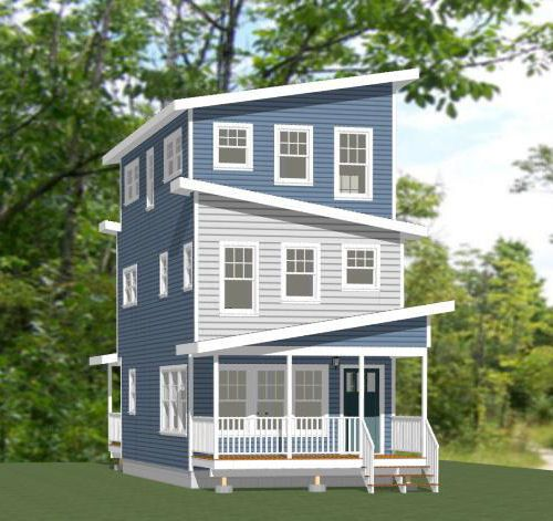 442 best images about houses on pinterest 2nd floor for 16x30 house plans