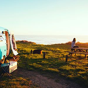 Top 10 beginner campgrounds – These campsites will turn even the most doubtful campers into true believers.