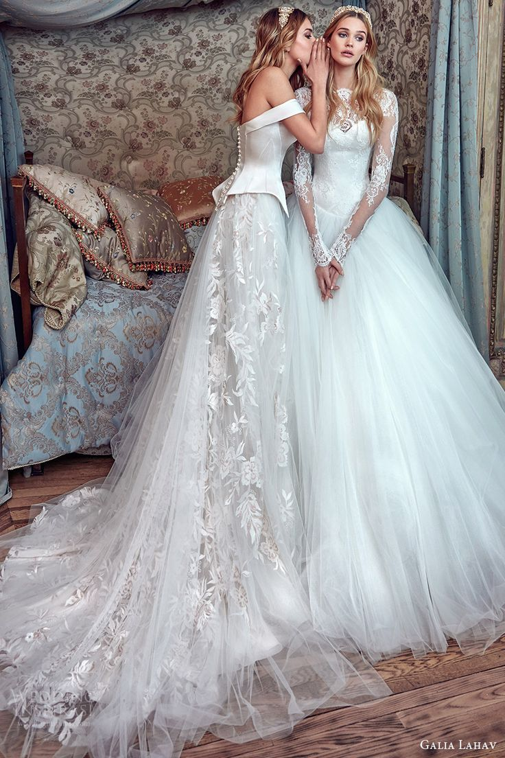 Fabulous Galia Lahav Spring Couture Wedding Dresses u ucLe Secret Royal ud Lookbook