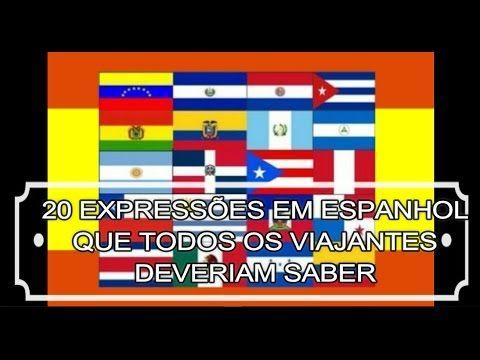 20 Expressões em Espanhol que Todos os Viajantes Deveriam Saber - YouTube