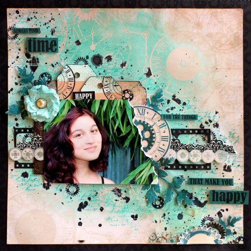 Kaisercraft Time Machine - Cathy Cafun