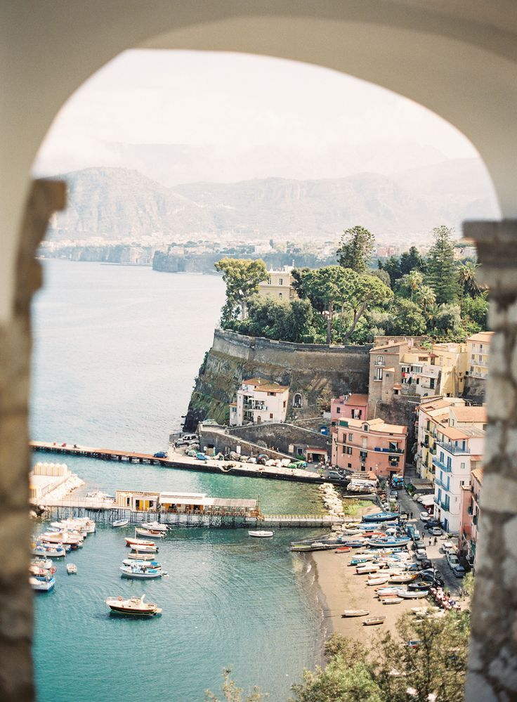 The Amalfi Coast: