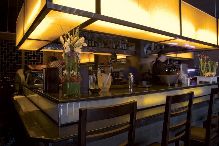 Asian Tapas & Sushi at Haiku Restaurant, Cape Town, RSA