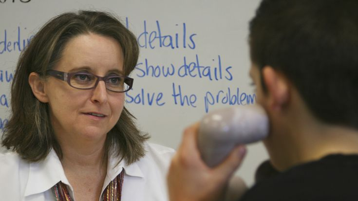 Solving The Special Ed Teacher Shortage: Quality, Not Quantity : NPR Ed : NPR