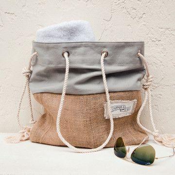 My design inspiration: The Sandbag Storm on Fab.