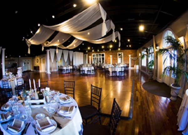 Elegant Wedding Reception Venue St Augustine Florida The White Room Ballroom We Held Our Here Absolutely Loved It